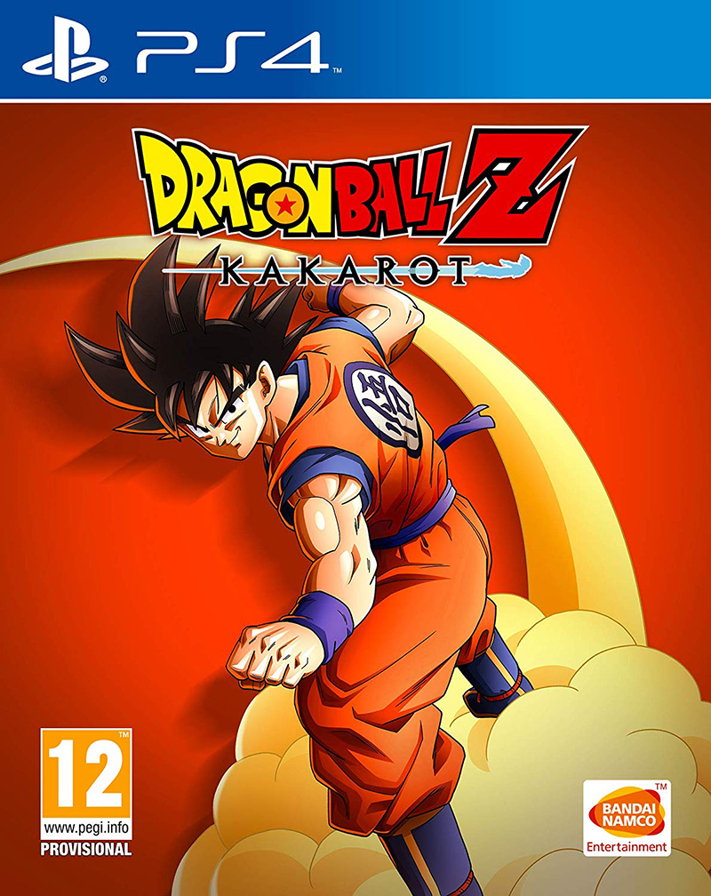 Bandai Namco PS4 Dragon Ball Z: Kakarot