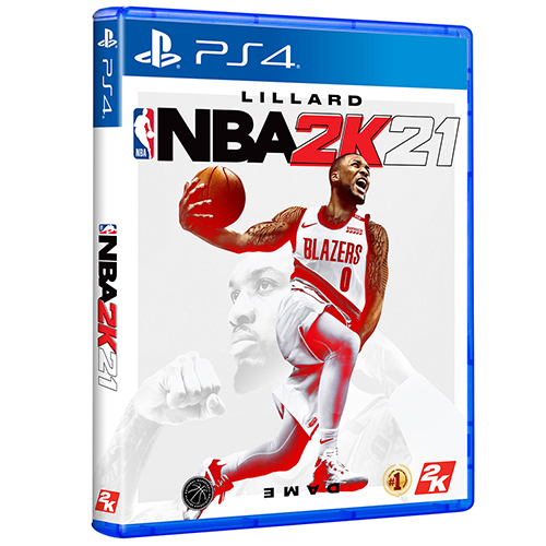 Take 2 PS4 NBA 2K21 EU