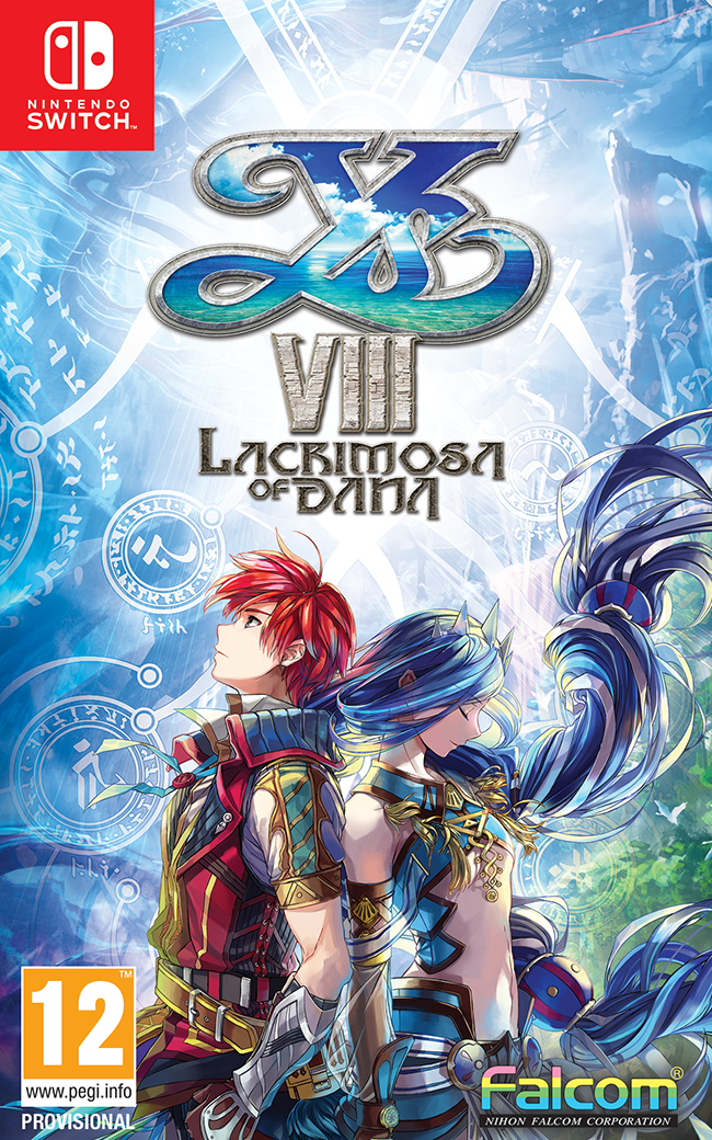 NIS Switch Ys VIII: Lacrimosa of Dana - Adventurer s Edition
