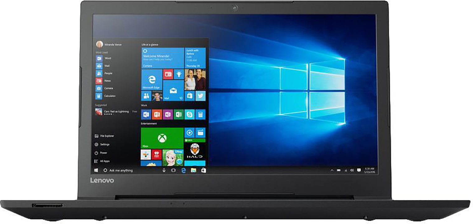 "Lenovo Notebook Lenovo Essential V110-15AST AMD A4-9120 4+500GB 15,6"" Win10"