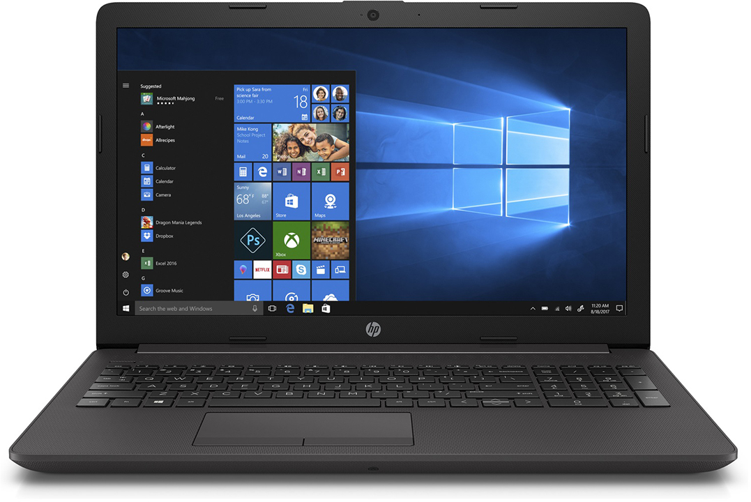 "HP Notebook HP 250 G7 7DB75EA Celeron DC N400 1.1GHz 15.6"" 4GB/256GB/Windows 10 Home"