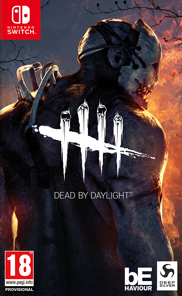 505 Games Switch Dead By Daylight