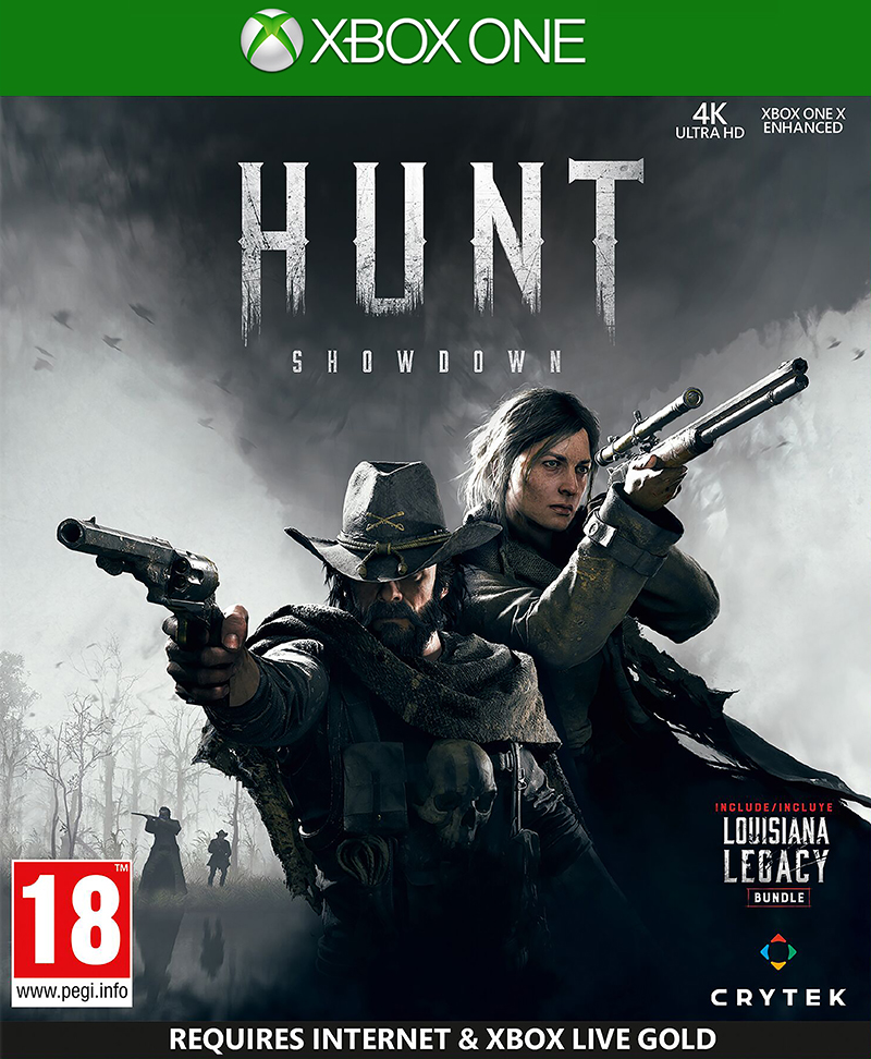 Deep Silver XBOX ONE Hunt Showdown