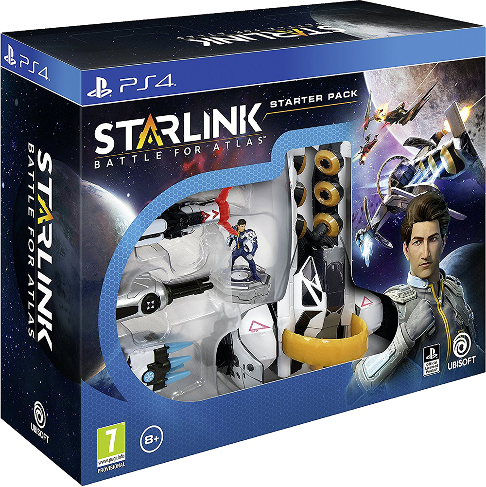 Ubisoft PS4 Starlink: Battle for Atlas - Starter Pack