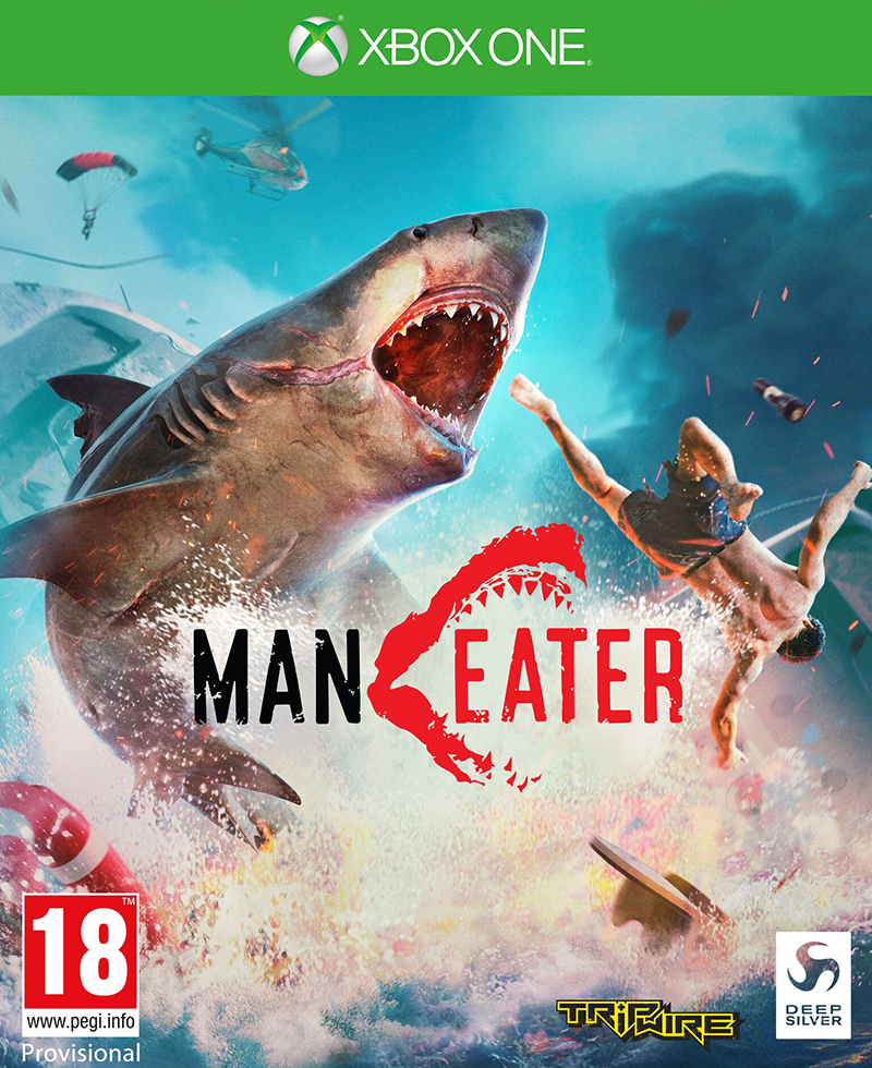 Deep Silver XBOX ONE Maneater