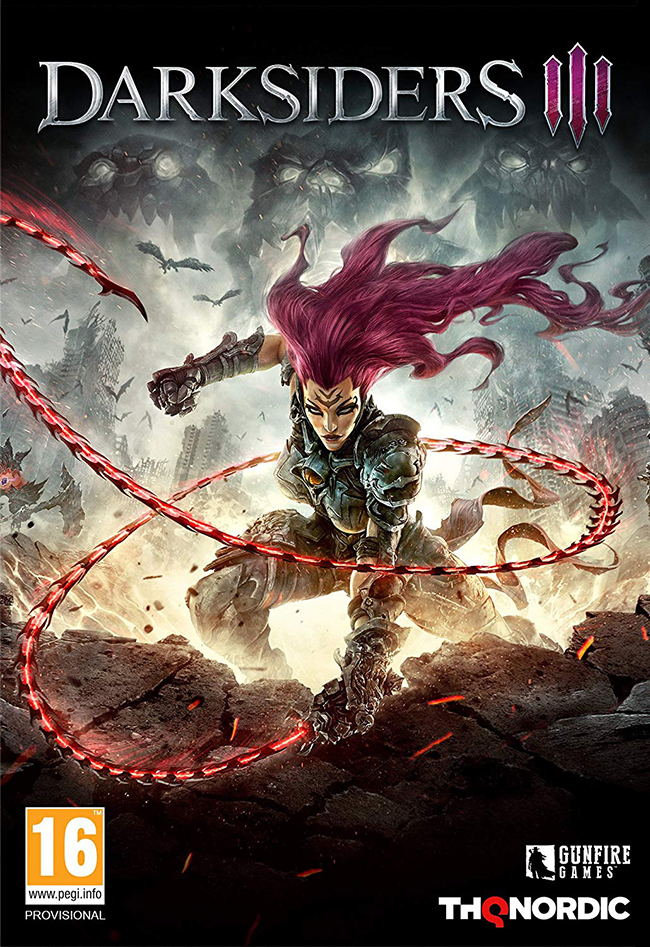 THQ Nordic PC Darksiders 3
