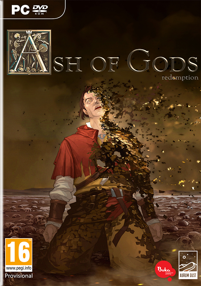 Buka Ent. PC Ash of Gods: Redemption