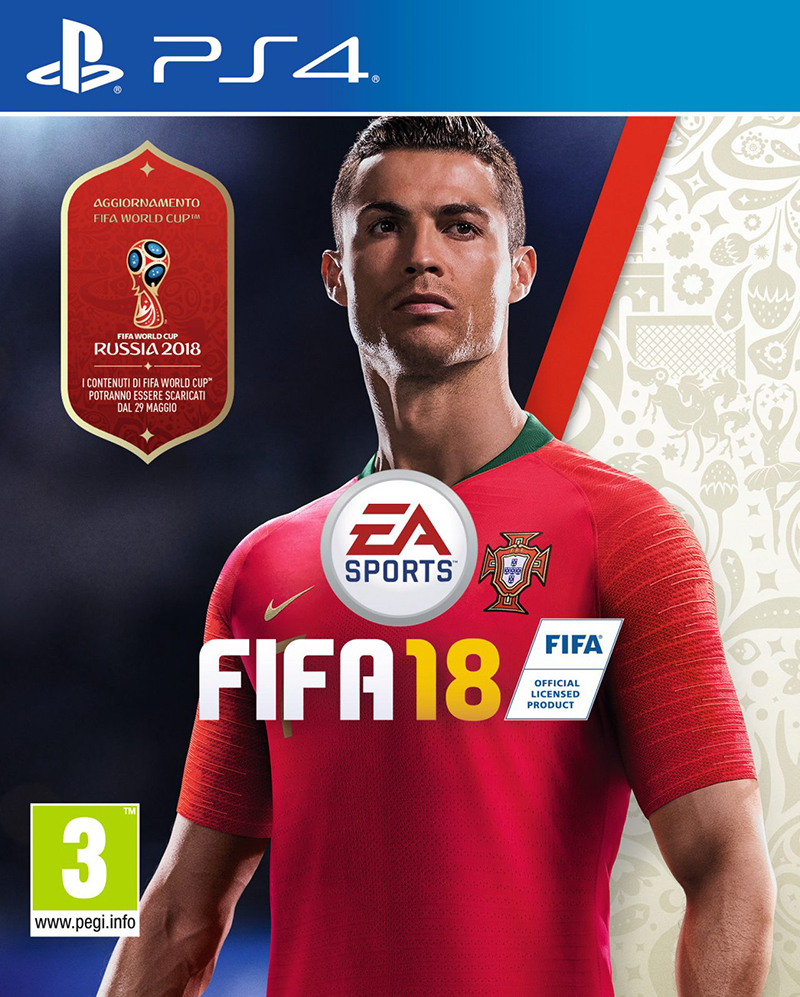 Electronic Arts PS4 Fifa 18