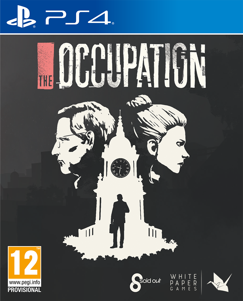 Sold Out PS4 The Occupation