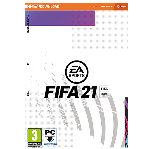 Electronic Arts PC Fifa 21 (Code in a box)