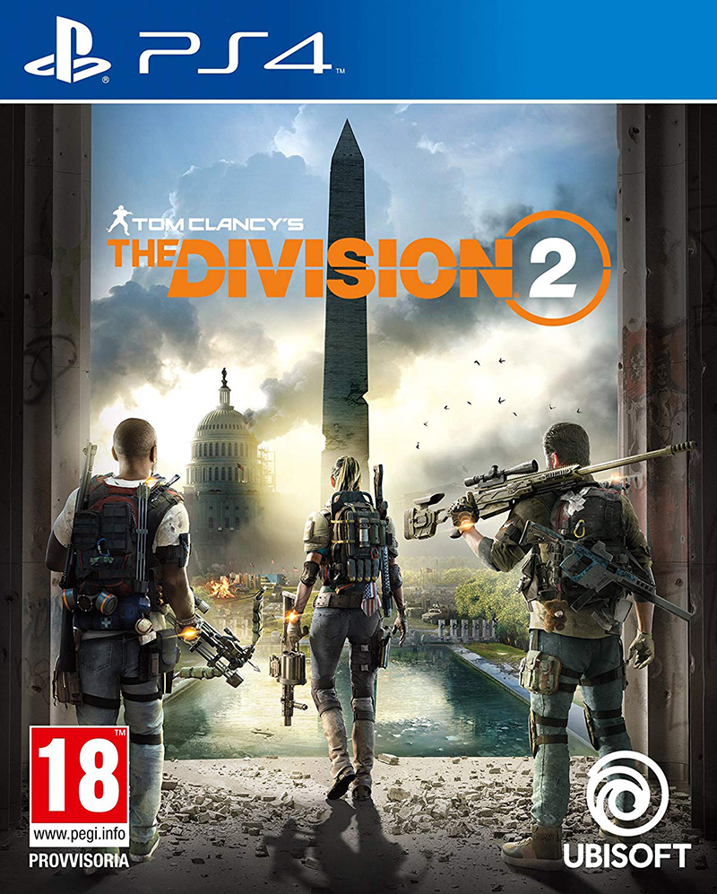 Ubisoft PS4 The Division 2 EU