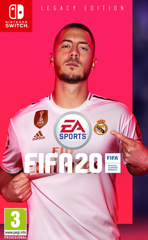 Electronic Arts Switch Fifa 20 - Legacy Edition