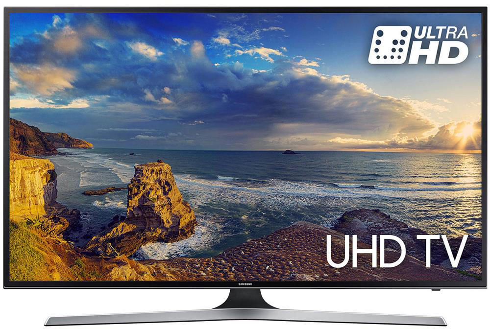 "Samsung Samsung 49"" LED UE49MU6120KXZT Ultra-HD 4K HDR Smart TV"