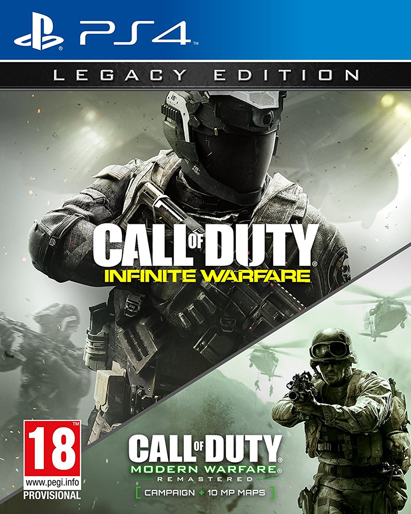 Activision Blizzard PS4 Call of Duty Infinite Warfare Legacy Edition