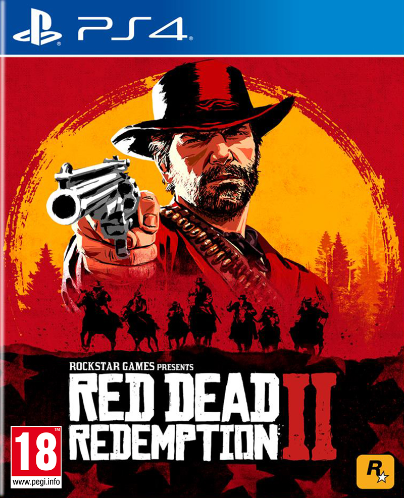 Take 2 PS4 Red Dead Redemption 2 *