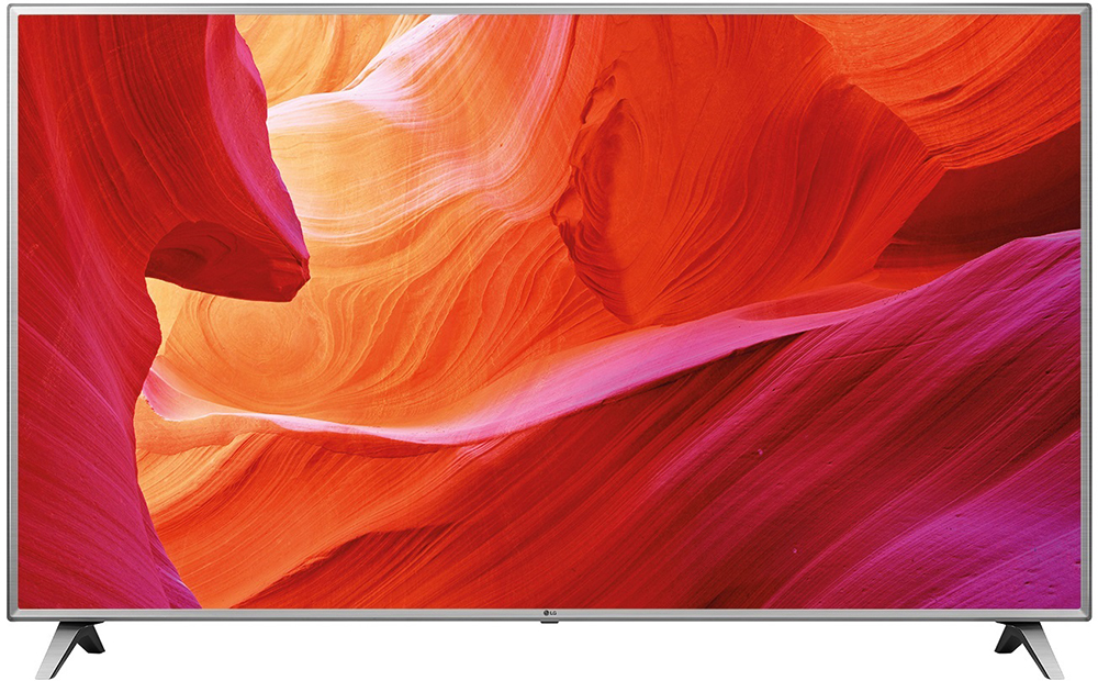 "LG LG 55"" LED 55UK6500PLA Ultra-HD 4K HDR Smart TV"