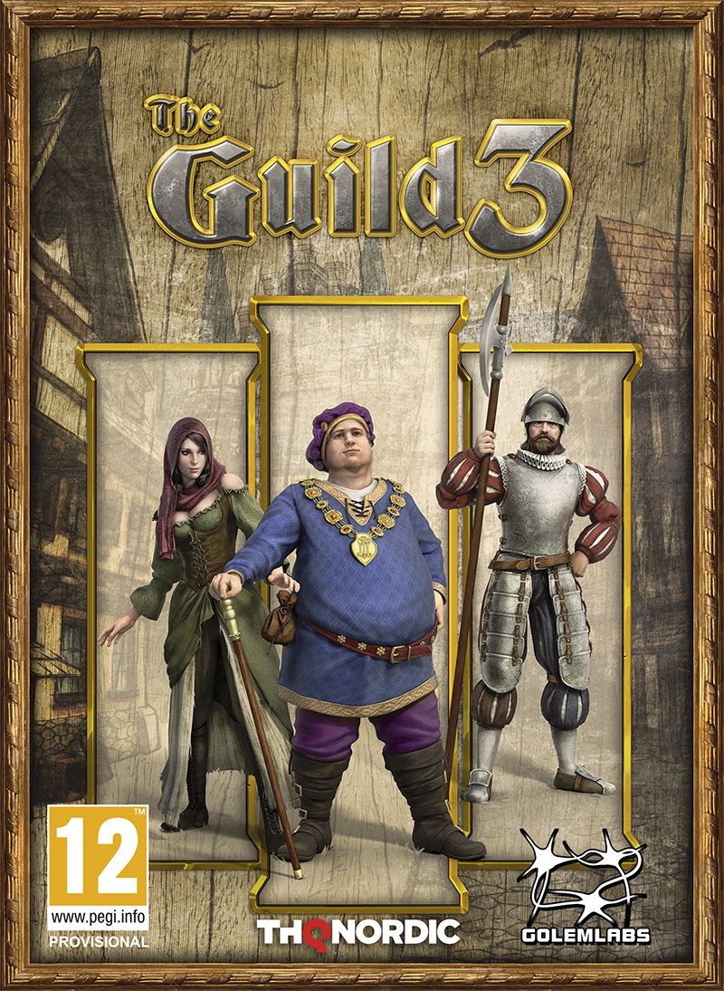 THQ Nordic PC The Guild 3