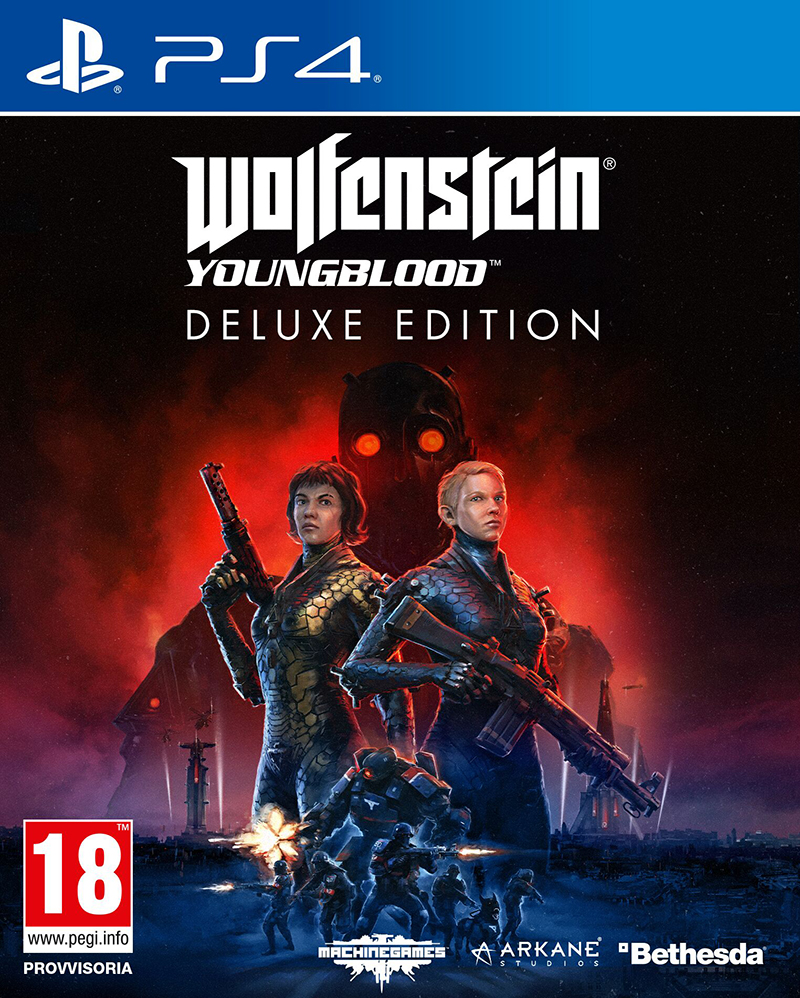 Bethesda PS4 Wolfenstein Youngblood - Deluxe Edition