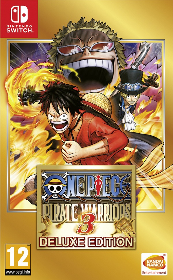Bandai Namco Switch One Piece Pirate Warriors 3 Deluxe Edition