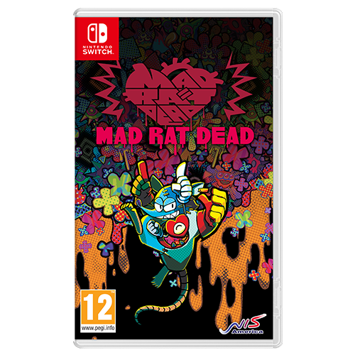 NIS Switch Mad Rat Dead