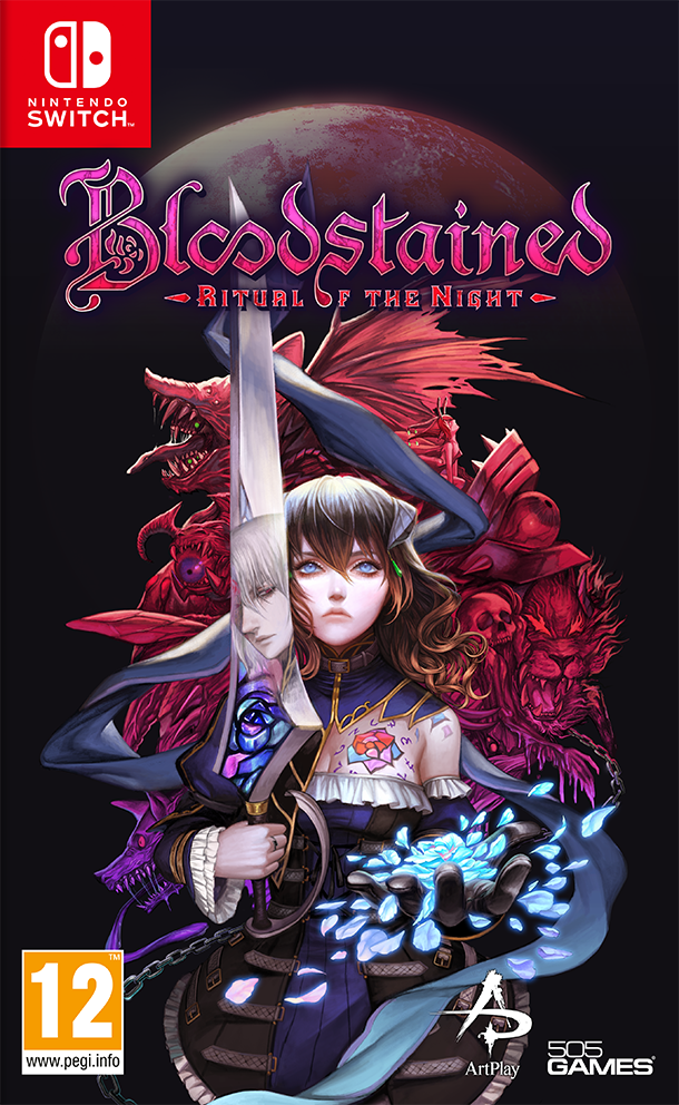505 Games Switch Bloodstained: Ritualof the Night
