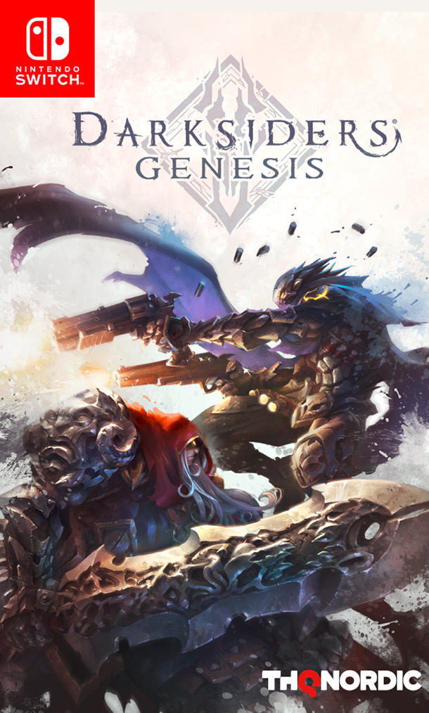 THQ Nordic Switch Darksiders Genesis