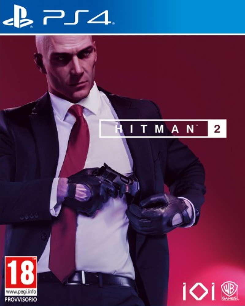 Warner Bros PS4 Hitman 2