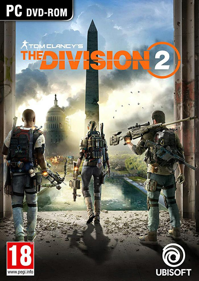 Ubisoft PC The Division 2