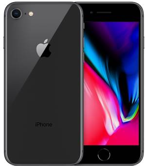"Apple Apple iPhone 8 256GB 4.7"" Space Grey EU"