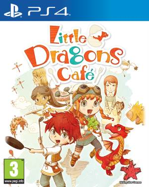 Rising Star PS4 Little Dragons Cafè
