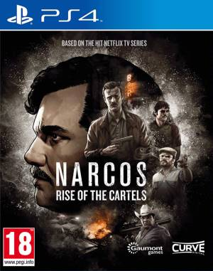 Curve Digital PS4 Narcos: Rise of the Cartels EU