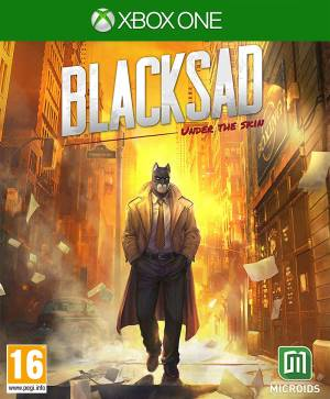 Microids XBOX ONE Blacksad: Under the skin - Limited Edition