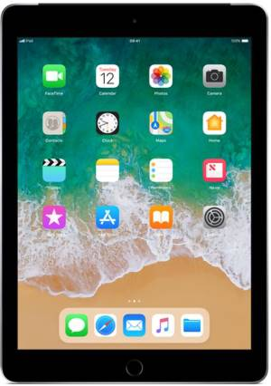 "Apple Apple iPad 2018 32GB Wi-Fi + Cellular 9.7"" Space Gray ITA"