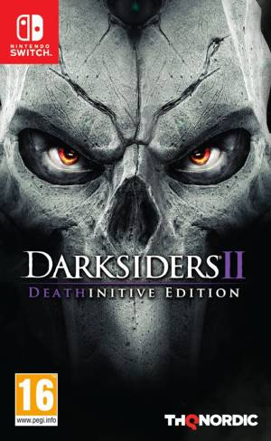 THQ Nordic Switch Darksiders 2 Deathinitive Edition