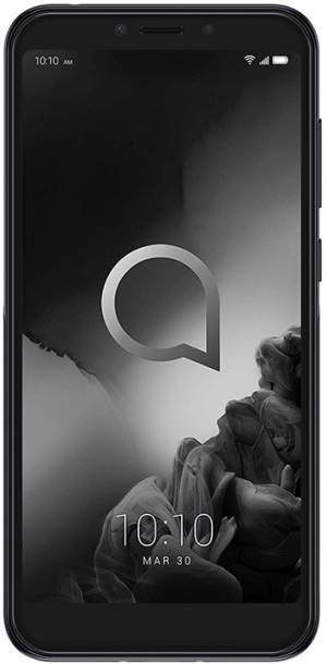 "Alcatel Alcatel 1S 5024D 3+32GB 5.5"" Metallic Black DS ITA"
