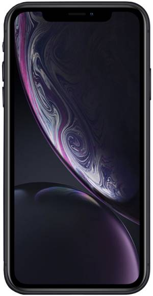 "Apple Apple iPhone XR 64GB 6.1"" Black EU"