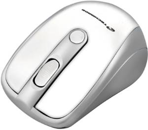 Techmade Techmade Mouse Wireless White/Silver