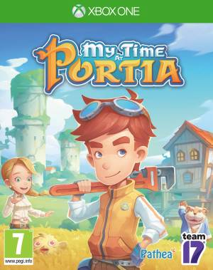 Sold Out XBOX ONE My Time at Portia