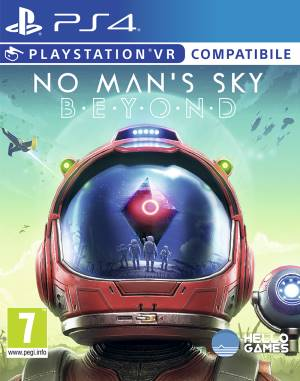 Sony Computer Ent. PS4 No Man s Sky Beyond