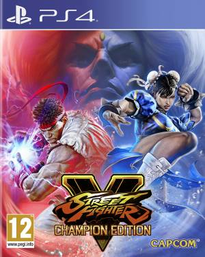 Capcom PS4 Street Fighter V - Champion Edition EU