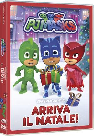 Koch Media DVD PJ Masks - Arriva il Natale!