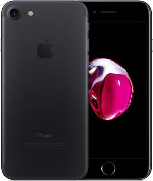 "Apple Apple iPhone 7 32GB 4.7"" Black EU"