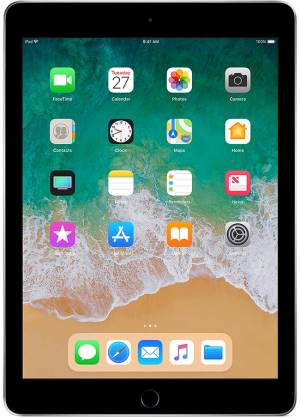"Apple Apple iPad 2018 128GB Wi-Fi 9.7"" Space Gray ITA"