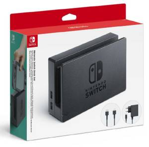 Nintendo Switch Dock Set (base con accessori)