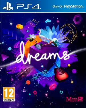 Sony Computer Ent. PS4 Dreams EU