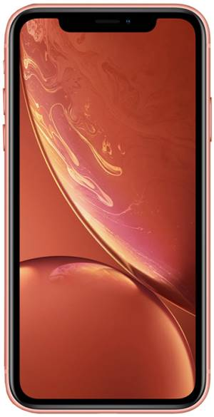 "Apple Apple iPhone XR 64GB 6.1"" Coral EU"