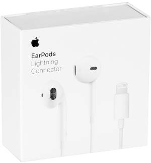 Apple Apple Auricolari EarPods con connettore Lightning