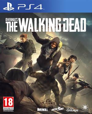 505 Games PS4 Overkill s The Walking Dead