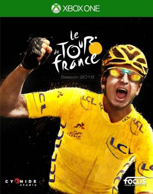 Focus Home XBOX ONE Tour de France 2018