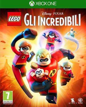 Warner Bros XBOX ONE LEGO Gli Incredibili